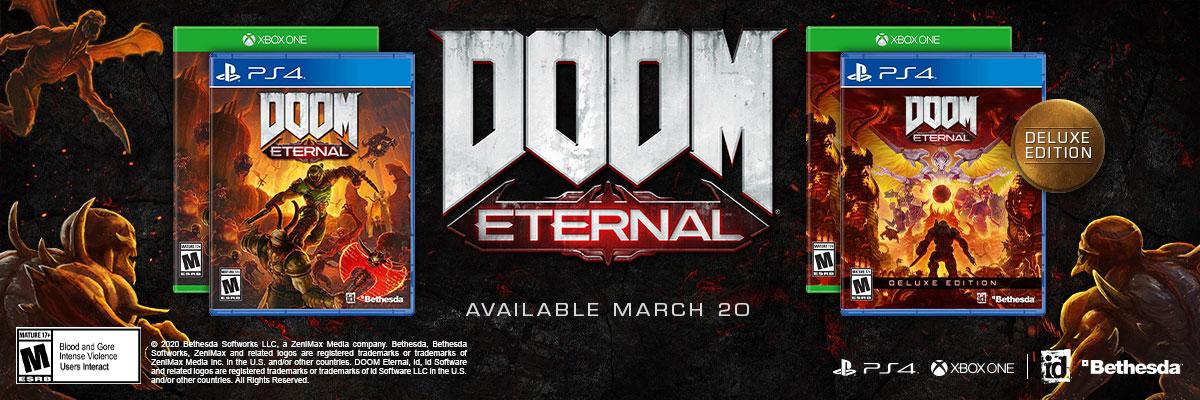 Doom Eternal / Doom Eternal Deluxe Edition