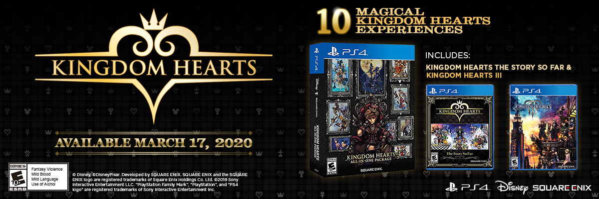 Kingdom Hearts All In One