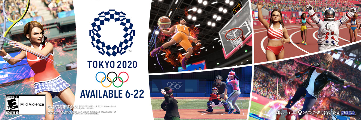 TOKYO 2020 OLYMPIC GAMES