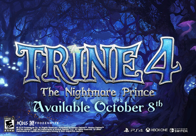 TRINE 4: THE NIGHTMARE PRINCE / TRINE ULTIMATE COLLECTION