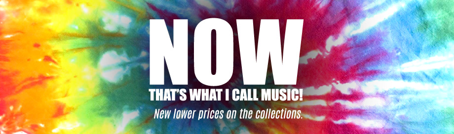 Now That's What I Call Music Sale