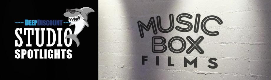 Studio Spotlight-Music Box