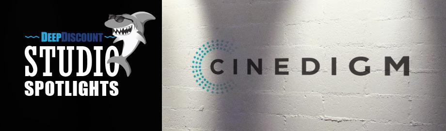 Studio Spotlight-Cinedigm
