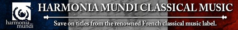 Harmonia Mundi Sale