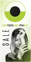 Cantaloupe Label Sale