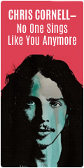 Chris Cornell on Sale