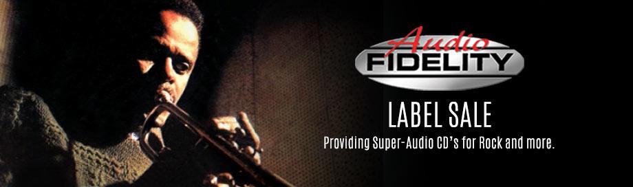 Audio Fidelity Sale