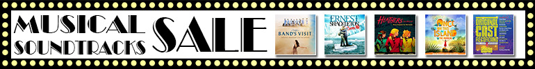 Broadway Cast and Soundtracks Sale