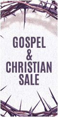 Gospel and Christian Music Sale