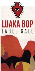 Luaka Bop Label Sale