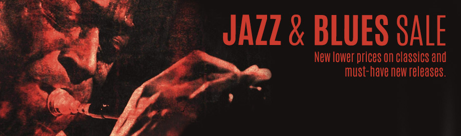 Jazz and Blues Sale