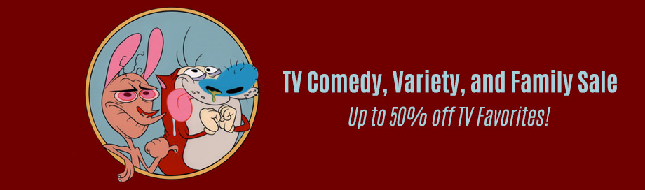 TV Comedy and Variety Sale
