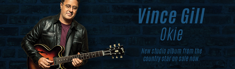 vince gill sale