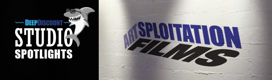 Studio Spotlight Artsploitation Films