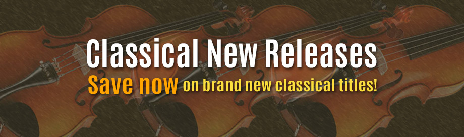 Classical Music New Release on sale