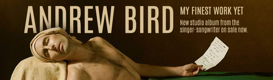 andrew bird sale