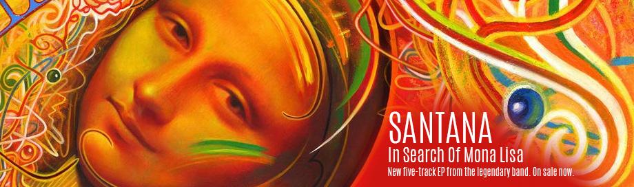 Santana Music on Sale