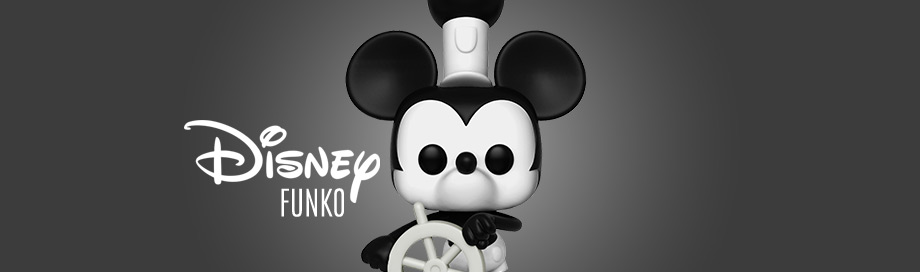 Disney Funko Collectibles