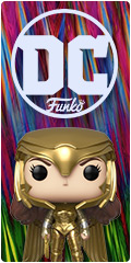 DC Comics Funko Collectibles