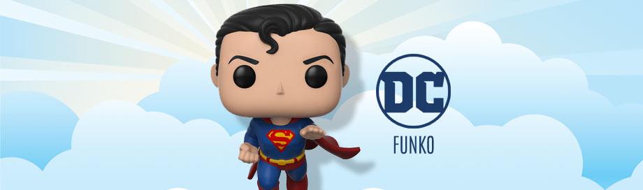 DC Comics Funko Collectibles