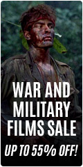War Films and TV Sale