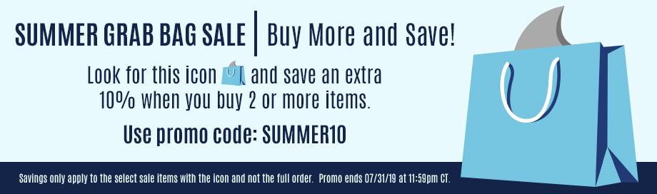 Summer Grab Bag Sale