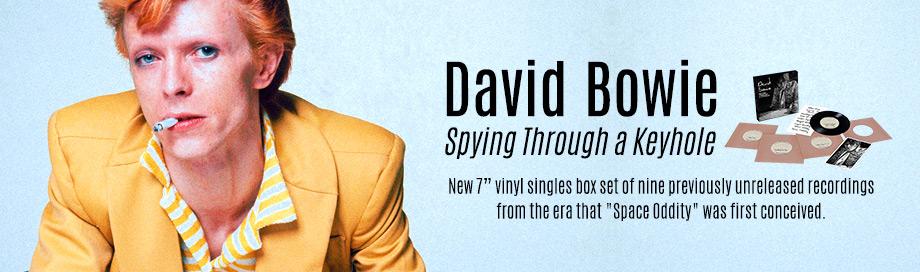 David Bowie sale