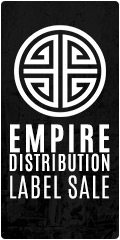 empire distribution label sale