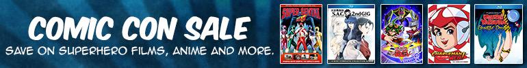 Comic Con Sale