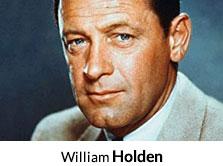 Shop by Actor William Holden