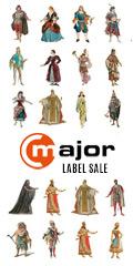 C Major Label Sale