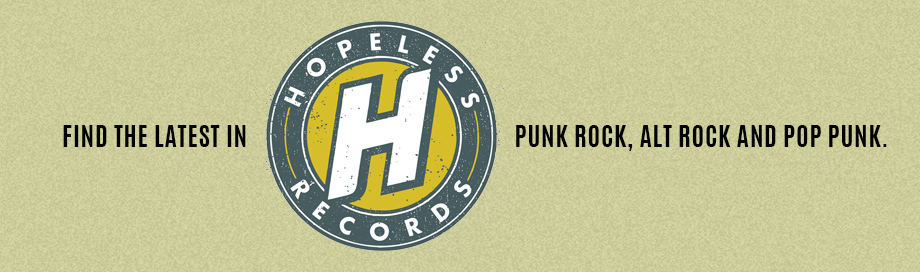 Hopeless Records Label Sale