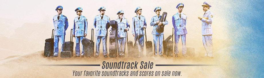 Soundtrack Sale