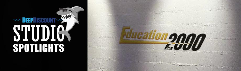 Studio Spotlight-Education 2000