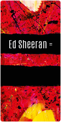 Ed Sheeran on Sale