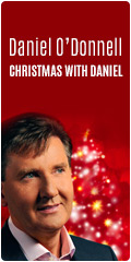 Daniel O'Donnell on sale