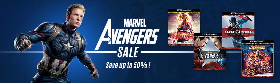 Avengers Sale