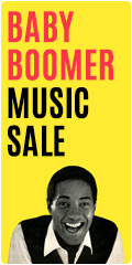 Baby Boomer Music Sale