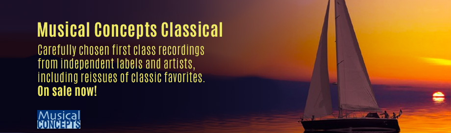 Musical Concepts Classical sale