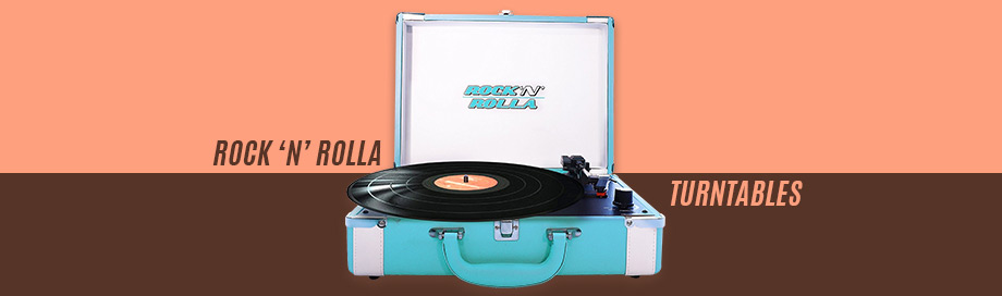 Rock N Rolla Turntables sale
