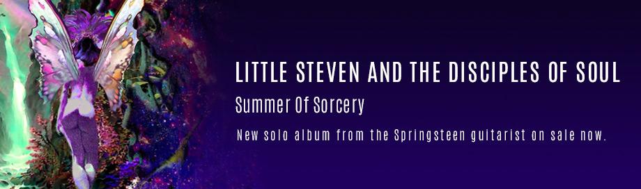 Little Steven on sale