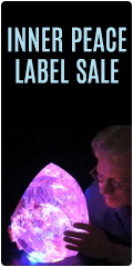 Inner Peace Label Sale