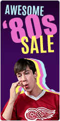 Awesome 80s Film Sale