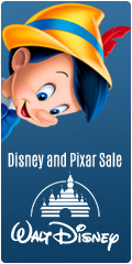 Disney Animation Sale