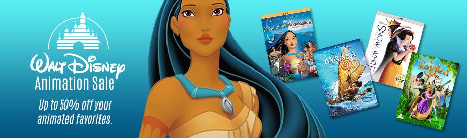 Disney Animation Sale