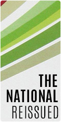 The National on sale
