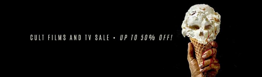 Cult Films Sale