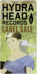 Hydra Head Records Label sale