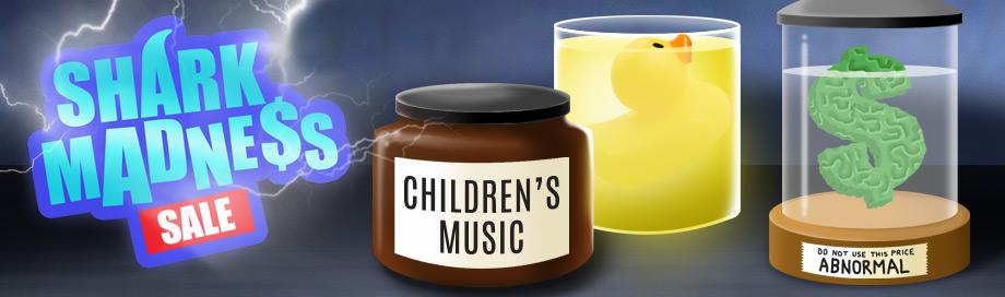 Special Sales Children Music