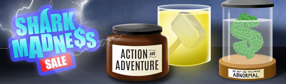Special Sales Action Adventure